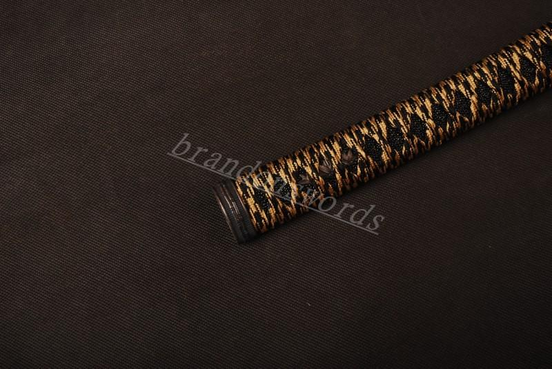 Samurai Sword Japanese Sword Katana Handle Battle Wrapped Tsuka H20