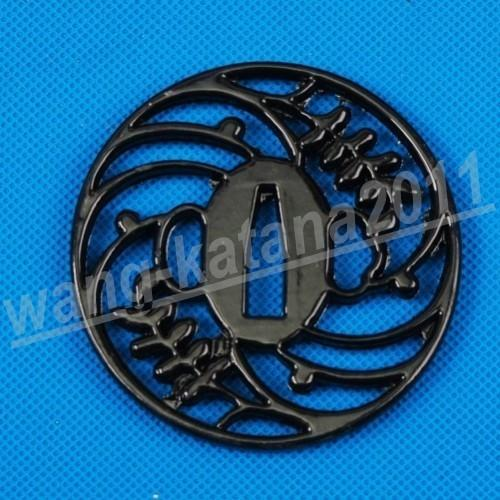 Alloy Tsuba For Katana And Wakizashi 101
