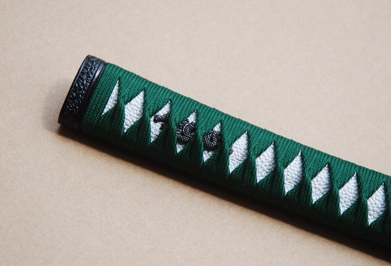 Samurai Sword Japanese Sword Katana Handle Tsuka Menuki