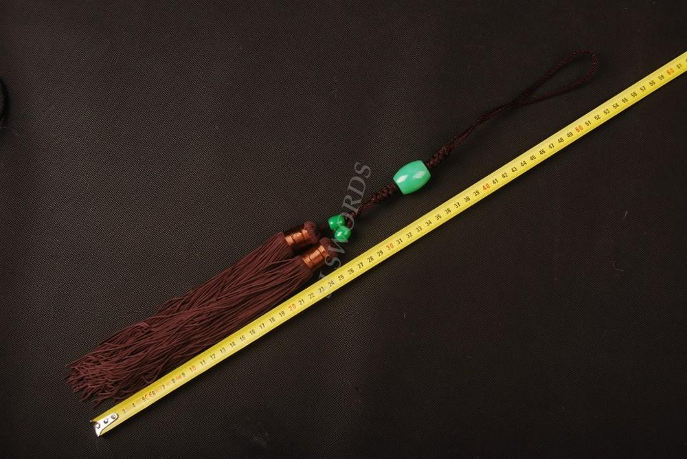 Chinese Sword Military Sword Straight Sword Katana Handle Silk Nice Tassel 004
